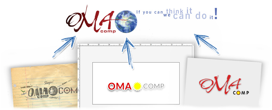 OMAComp-logo-development-process