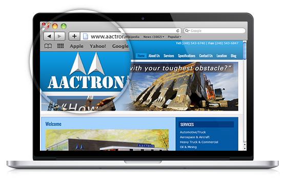 Aactron