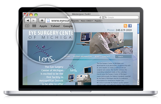 Eye Surgery Center of Michigan