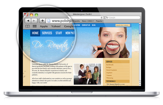 Polish Your Smile