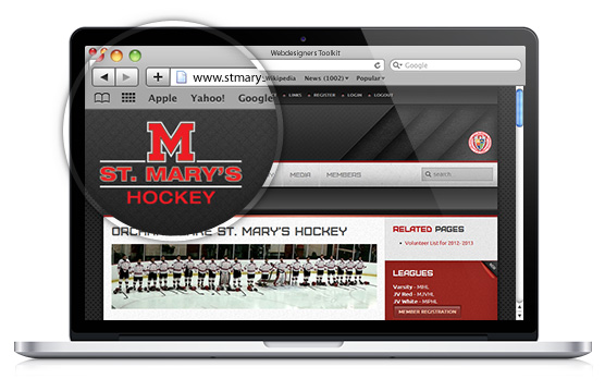 St. Mary's Hockey