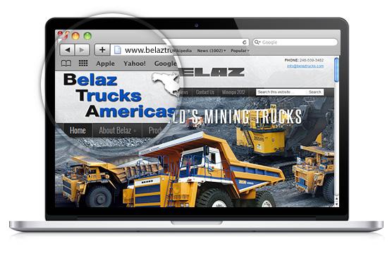 Belaz Trucks