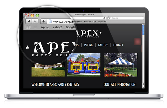 Apex Party Rents