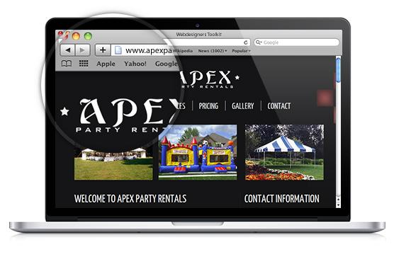 Apex Party Rents