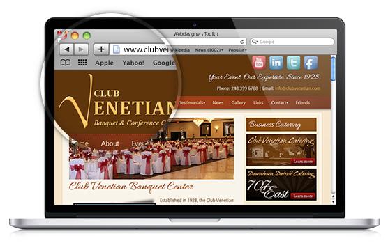 Club Venetian
