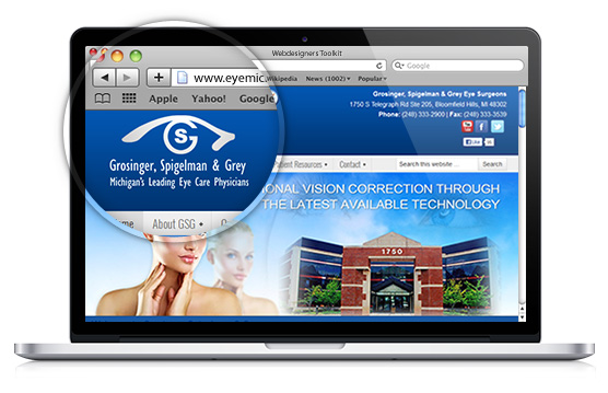 Grosinger, Spigelman & Grey | LenSx Cataract Surgery — Michigan