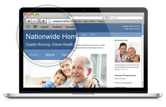 Nationwide Home Health Care Inc