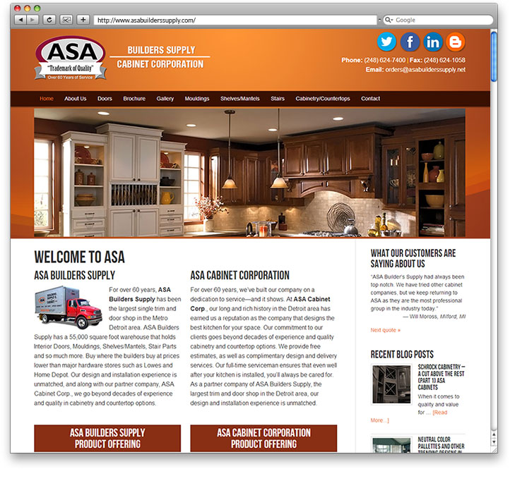 ASA Builders Supply