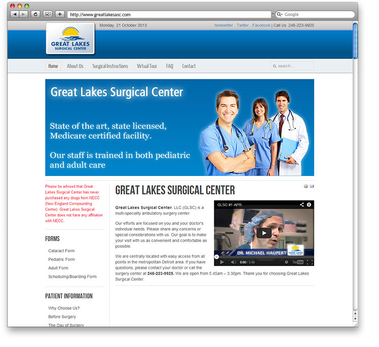 Great Lakes Surgical Center