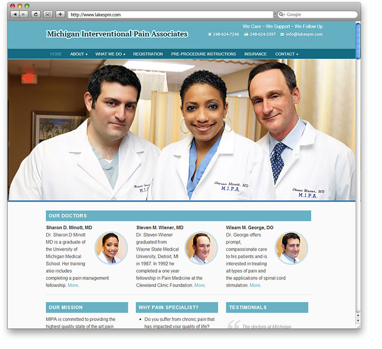 Michigan Interventional Pain Associates