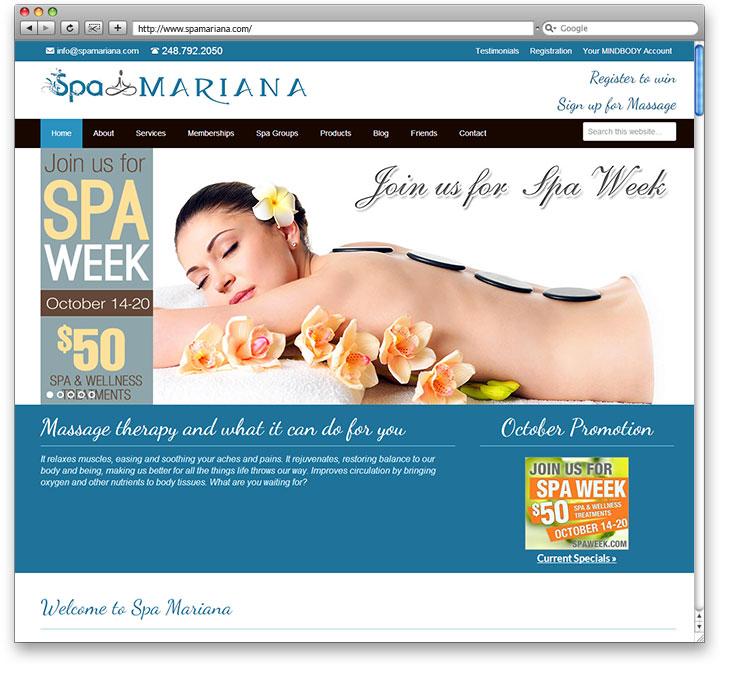 Spa Mariana