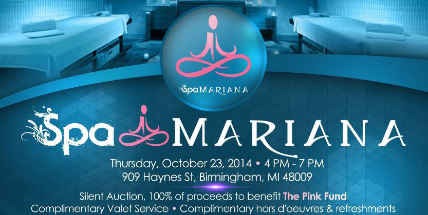 Oma comp is proud to sponsor spa marianas 3rd anniversary party