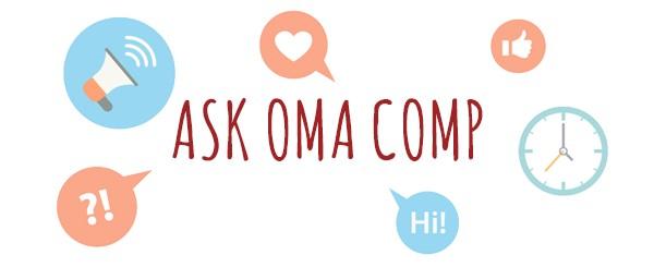 Ask OMA Comp