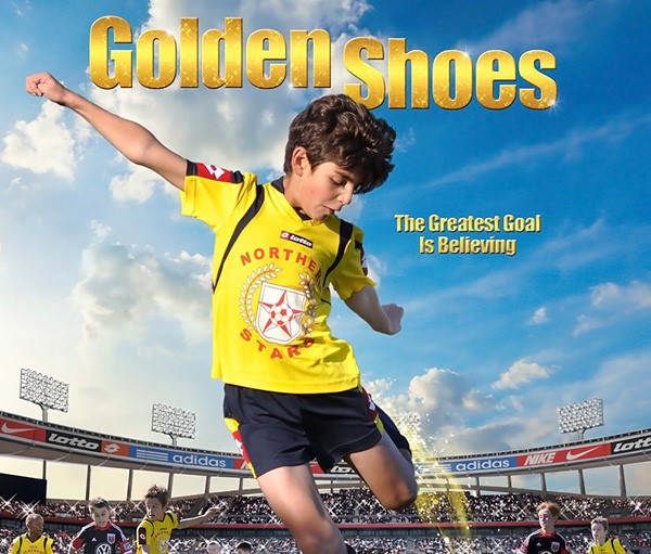 OMA Comp Golden Shoes