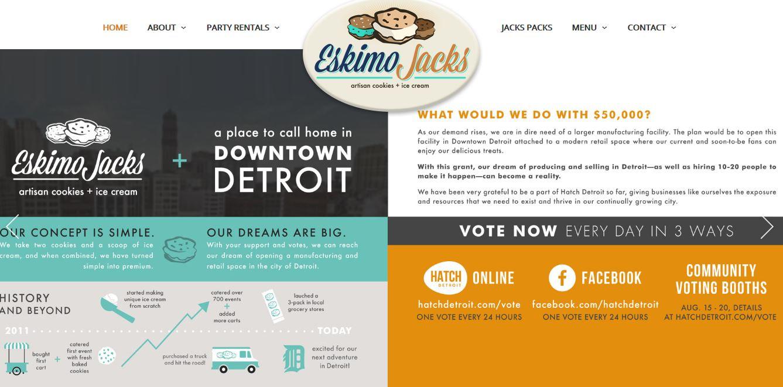 Eskimo Jacks Hatch Detroit Contest 2015