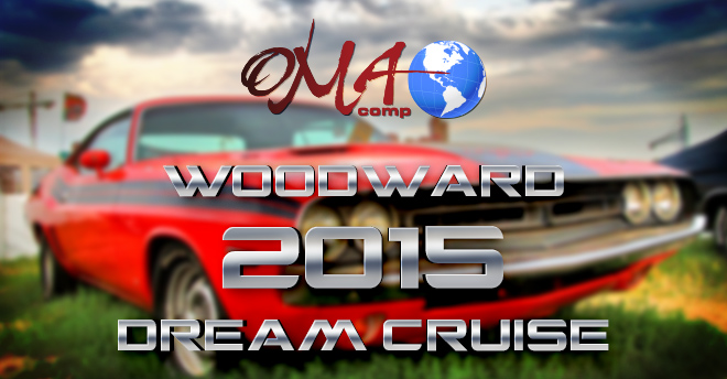 OMA Woodward Dream Cruise