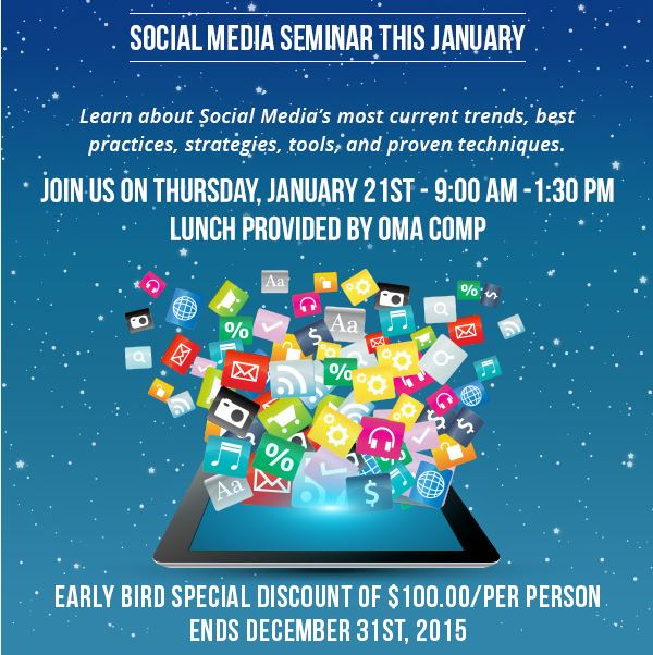 OMA Comp Social Media Boot Camp 2016