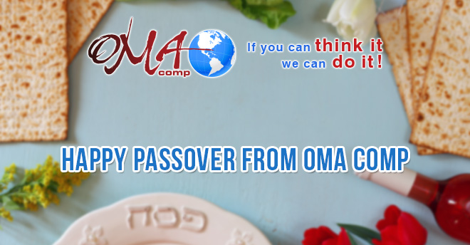 OMA Comp Passover 2016
