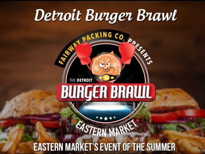 OMA Comp Detroit Burger Brawl 2016