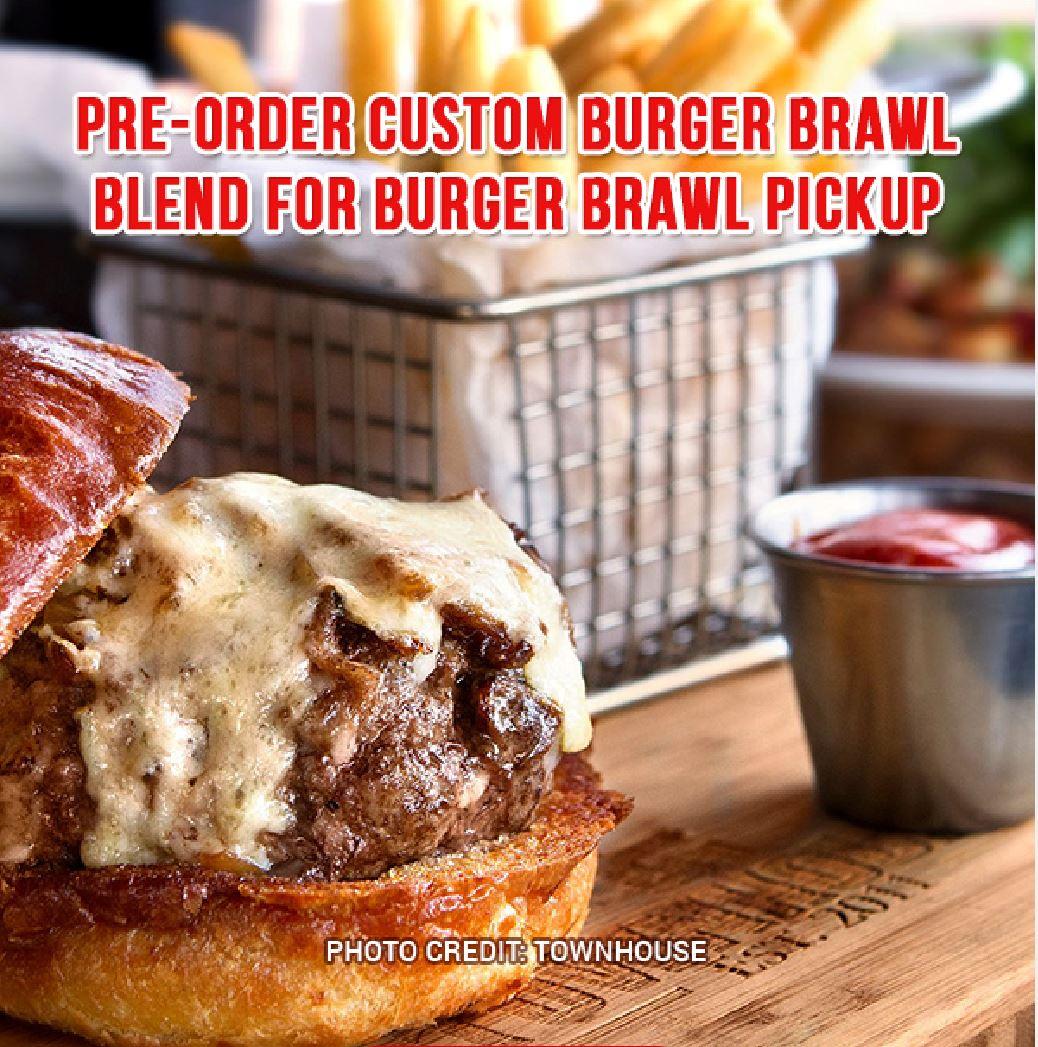 Fairway Packing Burger Brawl Burger