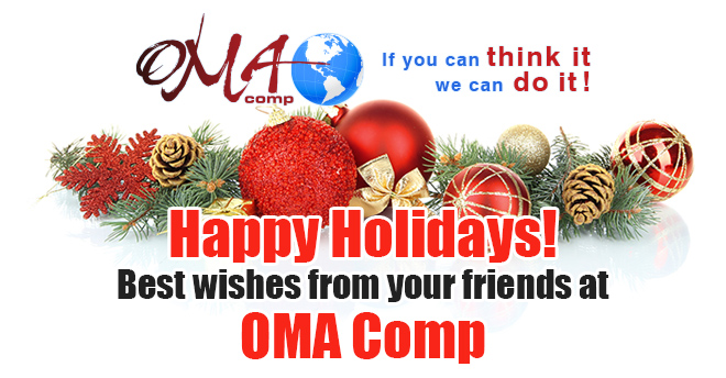 Oma Comp holiday 2016