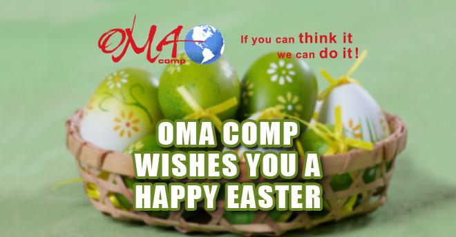 OMA Comp Happy Easter 2017