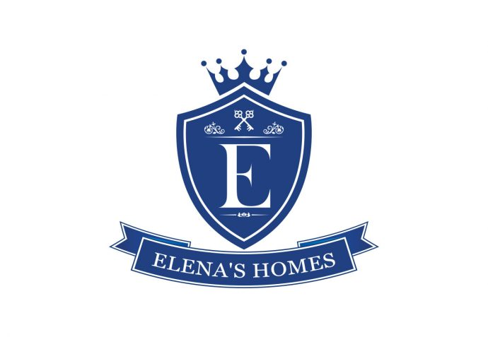 OMA Comp Designed a Logo For Elens's-Homes