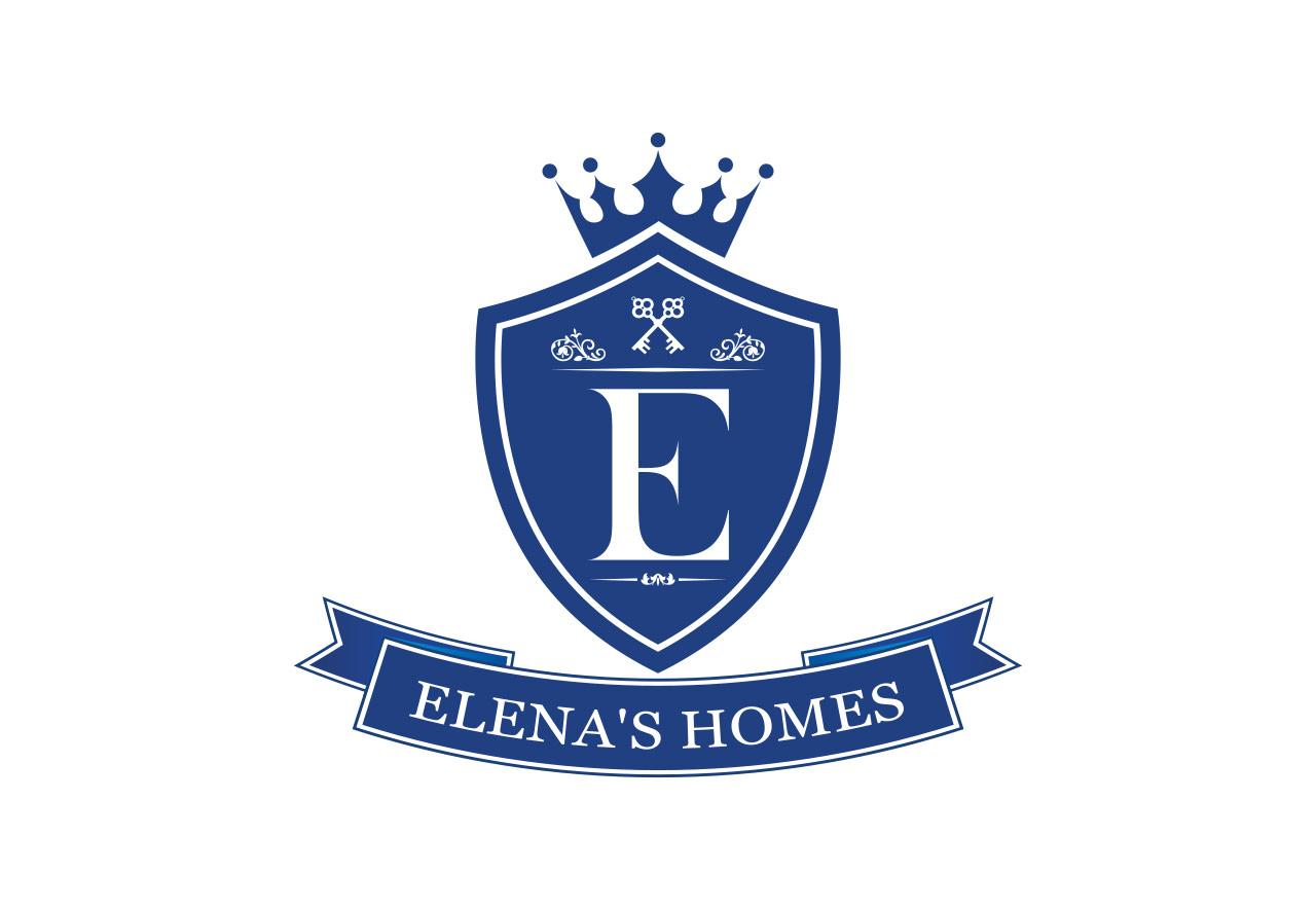 OMA Comp Designed a Logo For Elens's-Homes