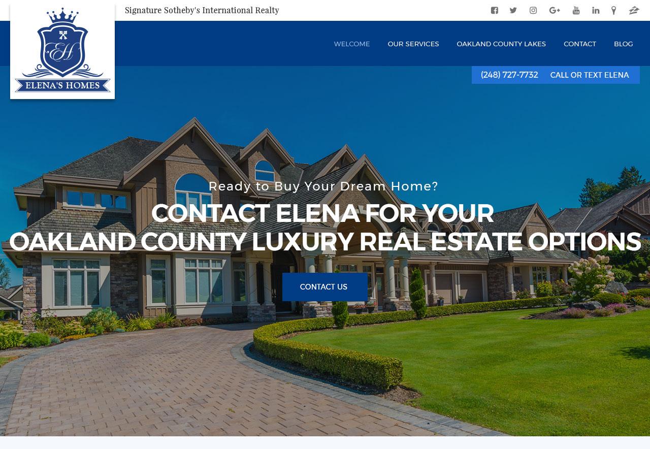 OMA Comp Designed a Graphic For Elens's-Homes