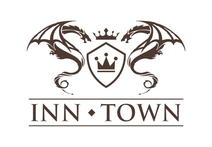 OMA Comp Designed a Logo For INN TOWN