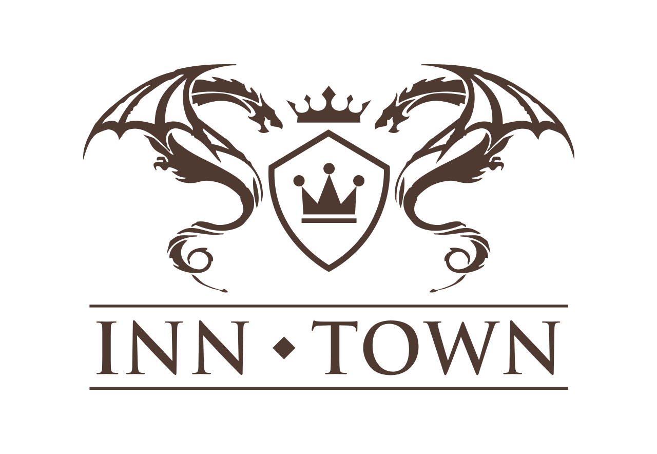 OMA Comp Designed a Logo For INN TOWN