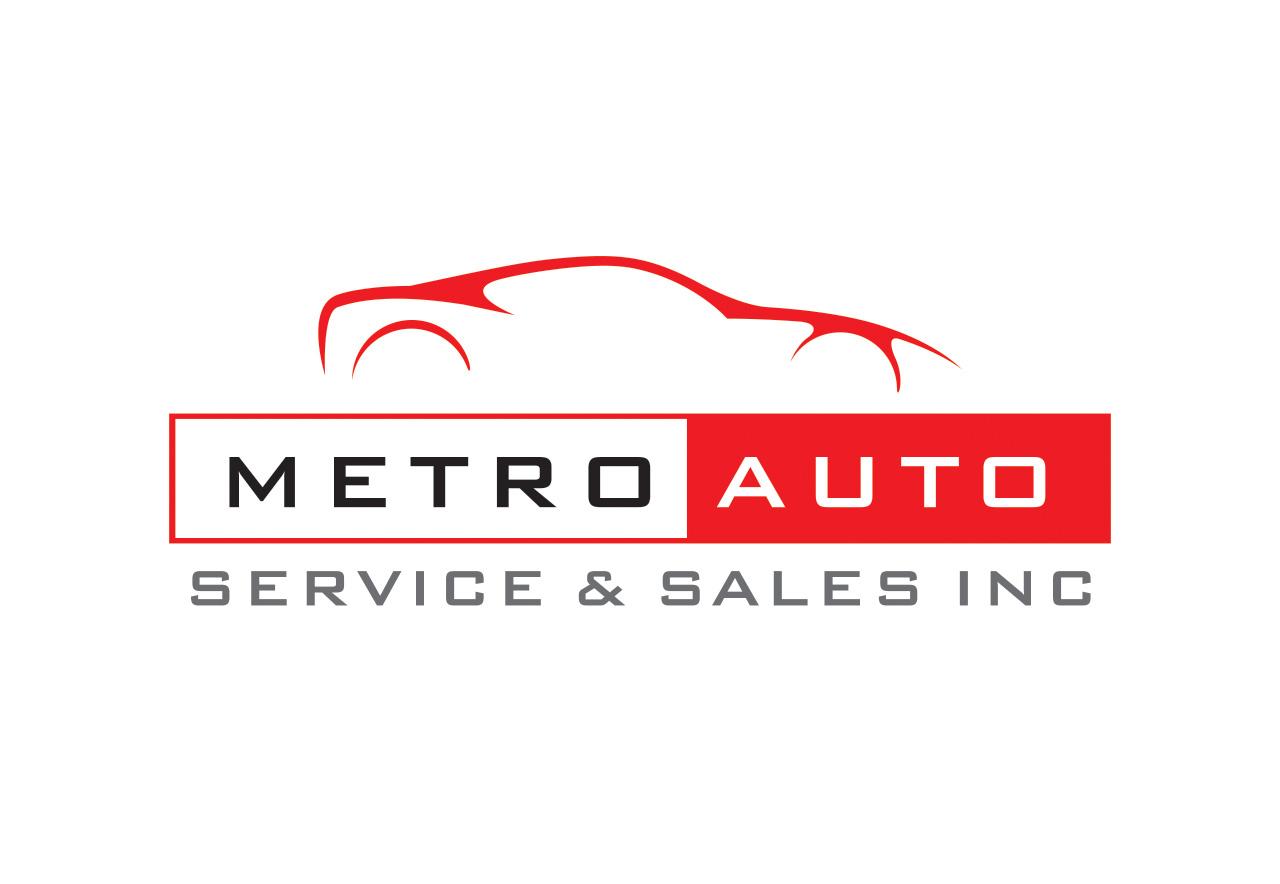 OMA Comp Designed a Logo For Metro Auto Service & Sales