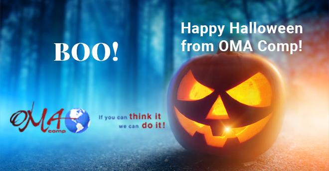 OMA Comp Halloween 2018