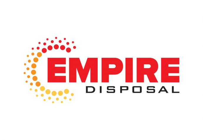 OMA Comp Designed a Logo for Empire Disposal