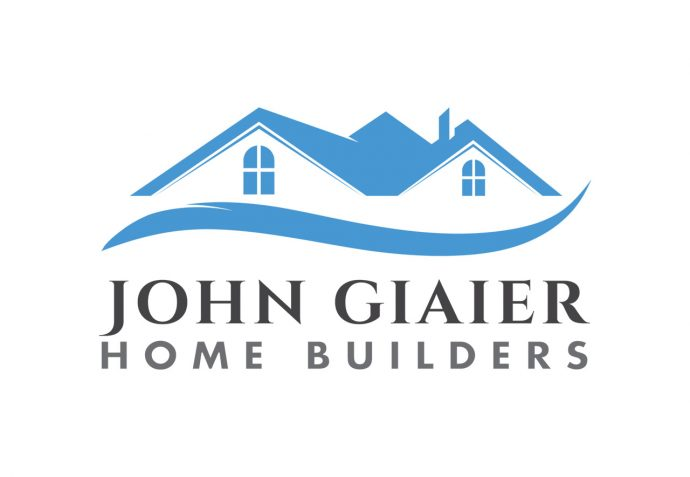 OMA Comp Designed a Logo for John Giaier Home Builders