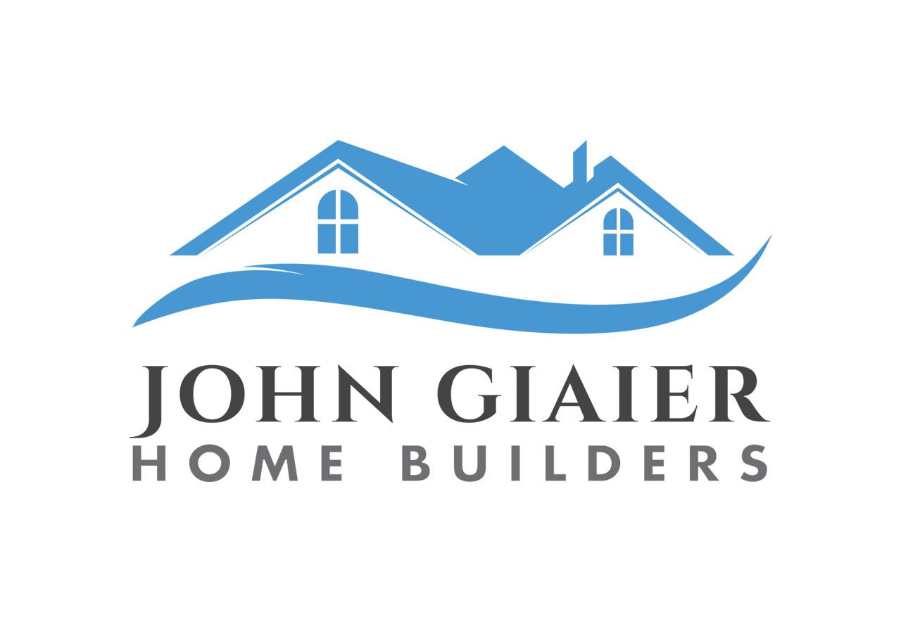 OMA Comp Designed a Logo for John Giaier Home Builders