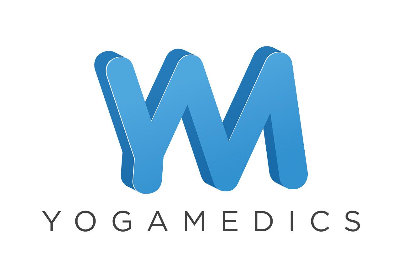 OMA Comp Designed a Logo for YOGAMEDICS