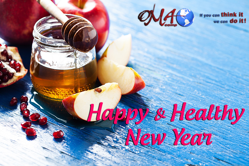 OMA Comp Wishes You a Happy and Sweet New Year